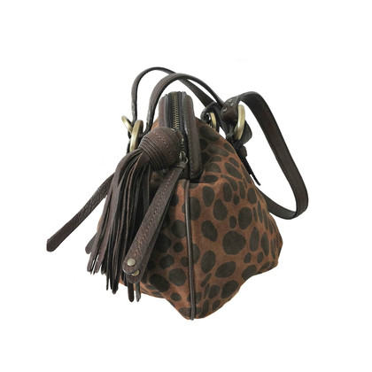 Moschino Cheap and Chic Leoparden Tasche