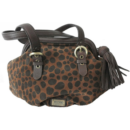 Moschino Cheap and Chic Luipaard tas