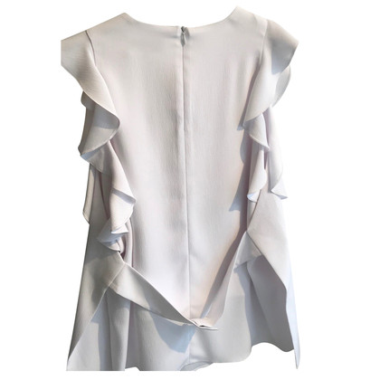 Carven Top with flounces