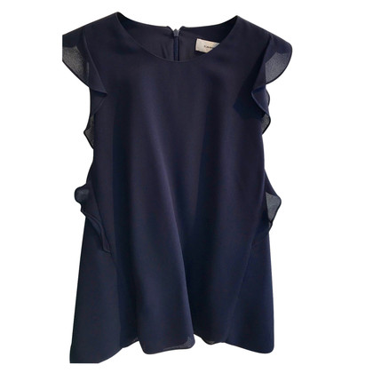 Carven Blouse shirt in blue