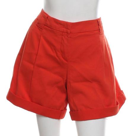 Windsor Shorts in Orange Orange