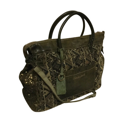 Caterina Lucchi Shoulder bag with pattern