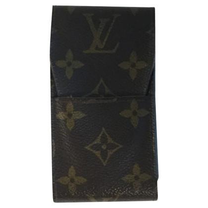 Louis Vuitton Di sigarette da Monogram Canvas