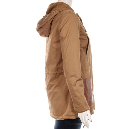 Sandro Jacket in lichtbruin