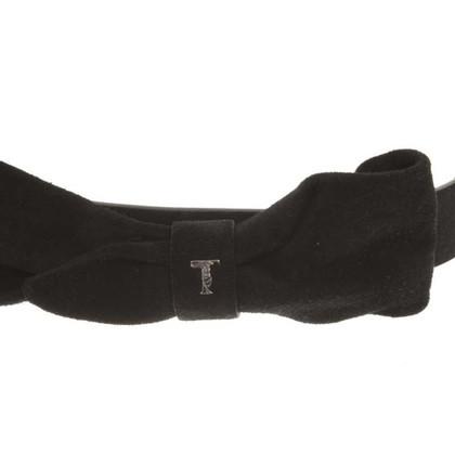 Andere merken Trussardi - riem in zwart