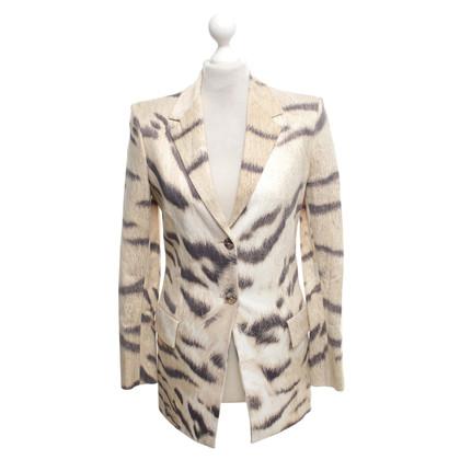 Roberto Cavalli Blazer with pattern
