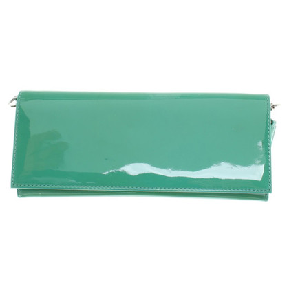 Pollini clutch in groen