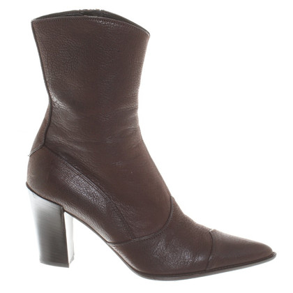 Prada Ankle boots in dark brown