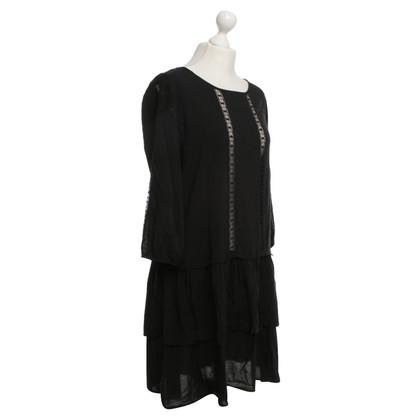 Ella Moss robe noire
