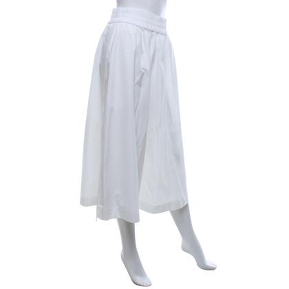 Acne Hosenrock in Weiß