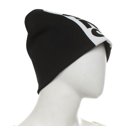 Alexander Wang Cap in black and white