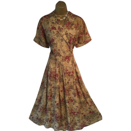 Mulberry Dress with pattern