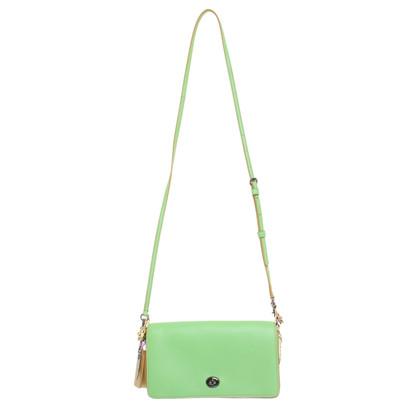 Coach Shoulder bag in green