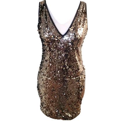 Versace Kleid mit Pailletten