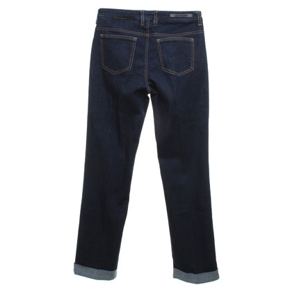 Moschino Love Jeans in donkerblauw
