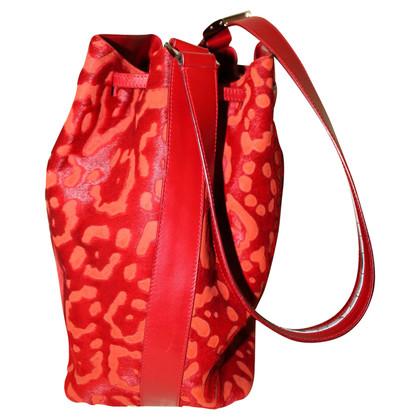Salvatore Ferragamo Handbag in red