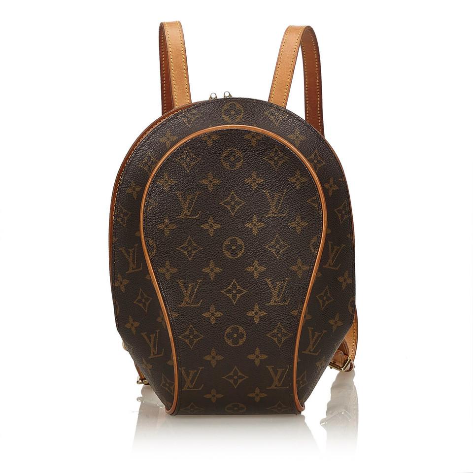 louis vuitton ellipse backpack monogram canvas second. Black Bedroom Furniture Sets. Home Design Ideas