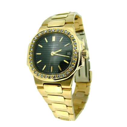 "Patek Philippe ""Nautilus 750 Yellow Gold / Diamond"""