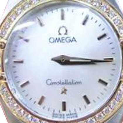 "Omega ""Constellation Diamonds / Pearl"""