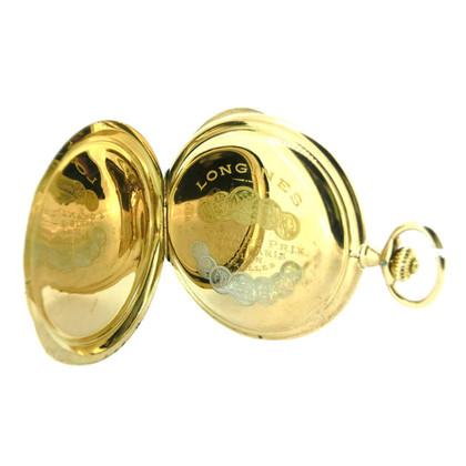 Longines Pocket 750 van geel goud