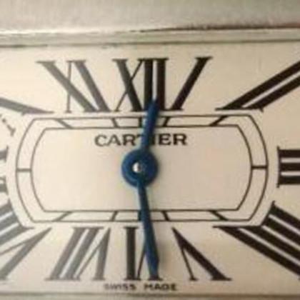 """Cartier AM """"Tank Divan"""""""