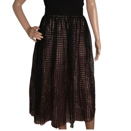 Paule Ka skirt made of lace