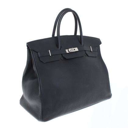 "Hermès ""Birkin Bag 40 Clémence leather"""