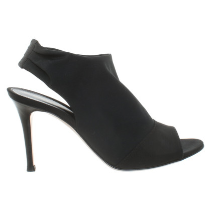 Gianvito Rossi Sandali in nero