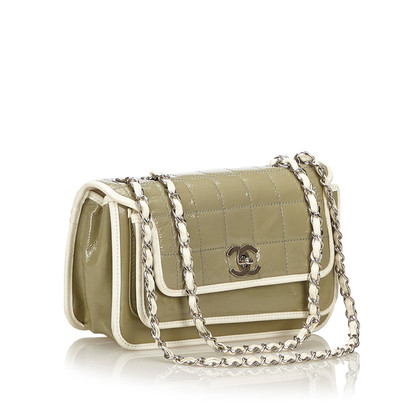 Chanel Patent leather Flap Bag