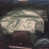 Prada Schwarze Handtasche