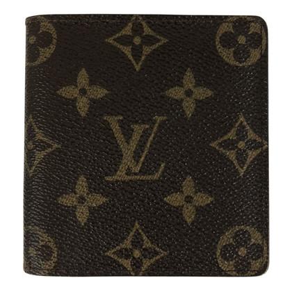 Louis Vuitton Card case from Monogram Canvas