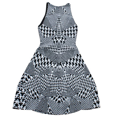 Alexander McQueen Flare dress