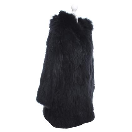Isabel Marant pelliccia in nero