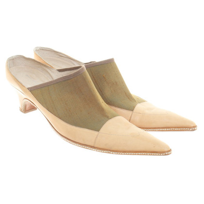 Dries van Noten Leather slippers