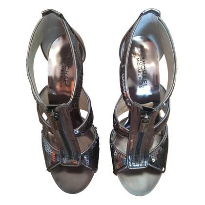 Michael Kors Sandaletten mit Pailletten