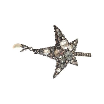 Alexander McQueen brooch