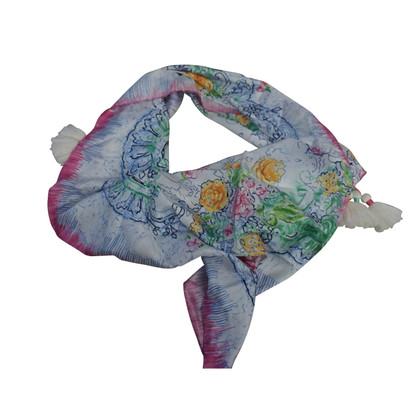 Ermanno Scervino silk scarf