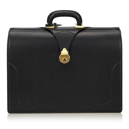 Burberry Leather Briefcase