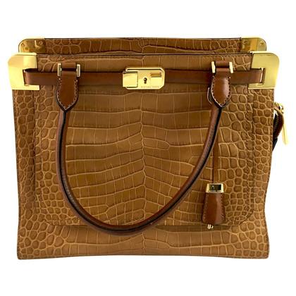 Michael Kors Handbag in Cognac
