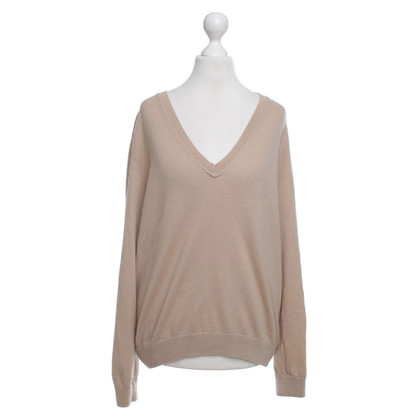 Allude Cashmere sweater in beige