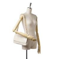 Prada Leder Überschlagtasche