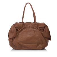 Prada Leder Tote Bag