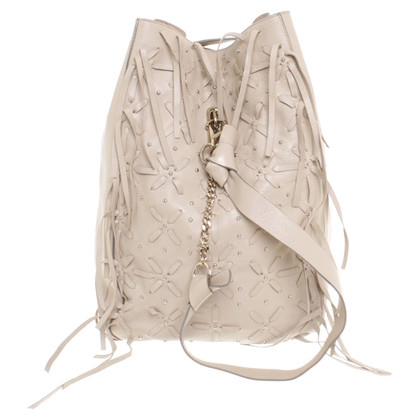 Jimmy Choo Shoulder bag in beige