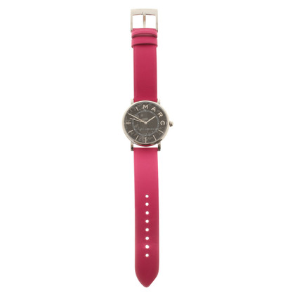 Marc Jacobs Armbanduhr in Pink