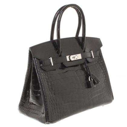 "Hermès  ""Birkin Bag 30 Crocodylus Porosus"""