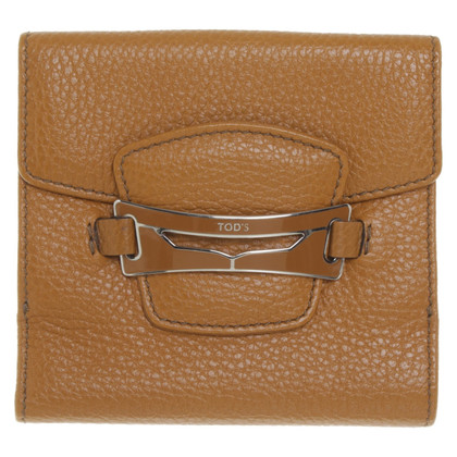 Tod's Leather purse in brown