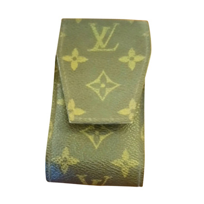 Louis Vuitton portasigarette da Monogram Canvas