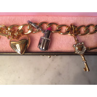 Juicy Couture Goudkleurige bedelarmband