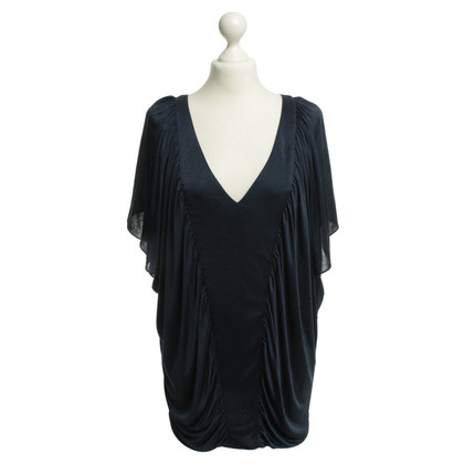 Max Azria Top in blu