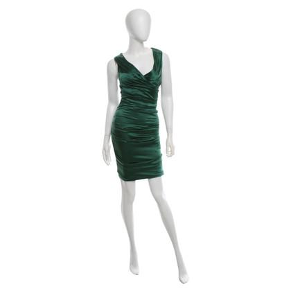 Andere Marke Flavio Castellani - Kleid in Grün